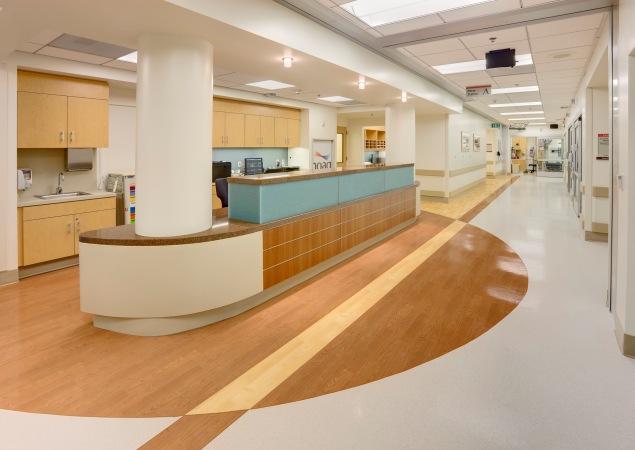 RBB ARCHITECTS INC | Projects | Hoag Memorial Hospital | Ancillary ...